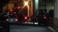 MIMARSINAN - Kınalı'da Fabrika Yangını