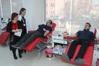 LENFOMA - Kızılay Kan Bağış Merkezi Yenilenen Yerinde Bağışçılarını Bekliyor