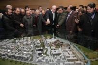HASAN POLATKAN - Küçük Sanayi Sitesi Kentsel Dönüşüm Ve Gelişim Projesi Tanıtıldı
