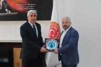 RAMAZAN YıLDıRıM - Kütahyaspor'dan Başkan Musa Yılmaz'a Ziyaret