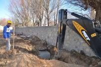 ÖZGÜR ÖZDEMİR - MASKİ Başdirek Mahallesine 4,8 Km Kanalizasyon Hattı İnşa Ediyor