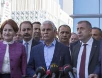 ÜMIT ÖZDAĞ - MHP'de muhalifler 'Hayır' kampanyası başlatıyor