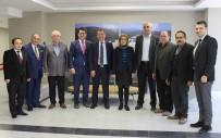 MİTSO'dan Yeniköy Termik Santrali'ne Ziyaret