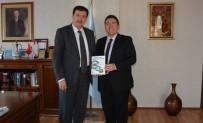 FATİH PROJESİ - Müdür Yardımcısının Yazdığı 'Öğrencilerin Teknoloji İle İmtihanı' Kitabı Tanıtıldı