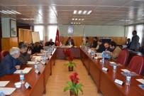 KATI ATIK BERTARAF TESİSİ - Muş Belediyesi Şubat Ayı Meclis Toplantısı