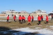 Nevşehirspor, Aksarayspor Maçına Hazırlanıyor