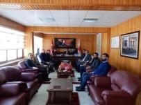 Nevşehirspor Kulüp Başkanı Leblebici Genel Sekreter Benli'yi Ziyaret Etti