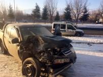 Niğde'de Trafik Kazası Açıklaması 1'İ Polis 5 Yaralı