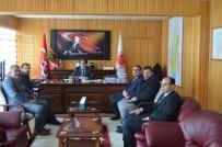 Ördü Ve Yönetim Kurulu Genel Sekreter Benli'yi Ziyaret Etti
