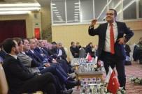 SABANCı ÜNIVERSITESI - Prof. Dr. Demirtaş, Türk Ekonomisini Rakamlarla Anlattı