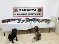 FREKANS - Sakarya'da Silah Kaçakçılarına Operasyon