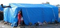 BEŞAR ESAD - Savaşta Ağabeylerini Kaybetti, 5 Çocuğuyla Adana'ya Sığındı