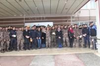 TOPLUM DESTEKLI POLISLIK - Şehit Yakını Ve Öğrencilerden Polise Mektupla Destek