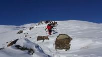 Süphan Dağı Tırmanışa Geçit Vermedi