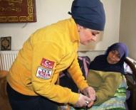 SAĞLIK TARAMASI - Suriyeli Aileler Sağlık Taramasından Geçiriliyor