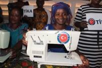 MESLEK EĞİTİMİ - TİKA'dan Tanzanya'daki Kadın Girişimcilere Destek