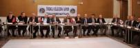 HÜSEYIN YıLMAZ - TİRDEF Tirebolulu Akademisyenleri Bir Araya Getirdi