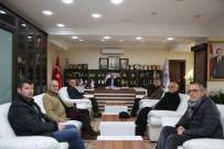 17 AĞUSTOS - Tozlu Camii Vakfı'ndan Başkan Dişli'ye Ziyaret