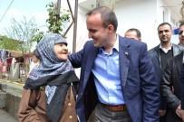 BÜLENT TURAN - Turan 'Ovalarımıza Sahip Çıkıyoruz'