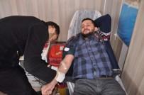 Türk Kızılayı Yozgat Şubesi Kan Bağışı Kampanyası Başlattı
