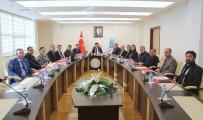 MUSTAFA DOĞAN - Üniversitenin Yeni Yönetimi İlk Senato Ve Yönetim Kurulu Toplantılarını Gerçekleştirdi