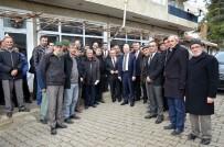 ZEKERIYA SARıKOCA - Vali Vatandaşlarla Buluştu