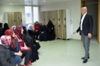 ALİ KORKUT - Yakutiye Belediyesi Kenar Semtlerde Kadınların Ayağına Sağlıklı Yaşam Götürüyor