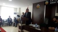 ABDULLAH ERIN - Yeni Adıyaman ESKKK Mali Kongresi Gerçekleştirildi