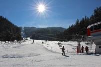 ÇANKIRI VALİSİ - Yıldıztepe Kayak Merkezi En Yoğun Sezonunu Yaşıyor