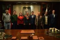 AHMET ATAÇ - Yörük Türkmenlerden Başkan Ataç'a Ziyaret