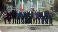 MEHMET AKıN - Yüreğir Ziraat Odası, Komşu Oda Başkanlarını Ağırladı