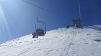 DONMA TEHLİKESİ - Yurttan Kar Manzaraları