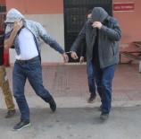 İSVEÇ - Adana'da Yabancı Uyruklu 2 DEAŞ Üyesi Tutuklandı
