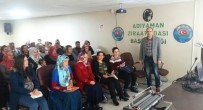 İŞKUR - Adıyaman'da Süt Sığırı Yetiştiriciliği Kursu Başladı