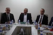 TURGUT ÖZAL - AK Parti Malatya Milletvekili Mustafa Şahin Açıklaması