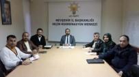 AK Parti Nevşehir Teşkilatı Seçim Çalışmalarına Hız Verdi