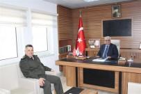 Albay İnce'den Müftü Akkuş'a Ziyaret