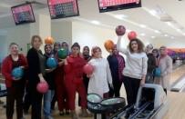 Altındağlı Kadınlar Bowling Oynadı