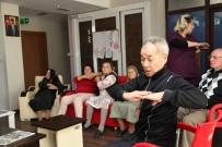 ALZHEIMER - Alzheimer-Demans Hastalarının Buluşma Noktası 'Mavi Ev' Oldu