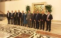 SERDARLı - Aydemir, Ankara'ya Çıkarma Yapan Başkanlarla İlçeleri Değerlendirdi