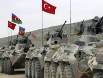 ERIVAN - Azerbaycan, Ermenistan'ın aracını vurdu