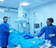 Balkanların Sağlık Üssünde Tıkalı Bacak Damarı Anjio İle Açıldı
