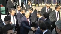 KAPADOKYA - Başbakan Binali Yıldırım Nevşehir'de