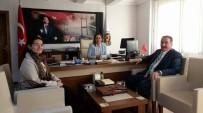 MALATYA CUMHURİYET BAŞSAVCILIĞI - Başkan Akdemir'den Bürokrasi Ziyaretleri