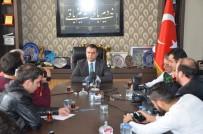MEHMET ALI ŞAHIN - Başkan Aksoy Projelerini Anlattı