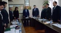 BAŞKANLIK SEÇİMİ - Belediye Başkanı Vefat Edince Yeni Başkan Seçtiler