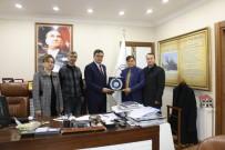 Bem-Bir-Sen Genel Başkan Yardımcısı Karslı'dan Başkan Yalçın'a Ziyaret