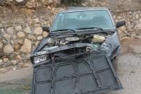 Bilecik'te Trafik Kazası Açıklaması 2 Yaralı