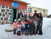 MUSTAFA DEMIR - Bursa'dan Ahlat'a Eğitim Yardımı