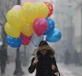 KAR ÖRTÜSÜ - Bursalılar Kar Yağışı Bekleniyor